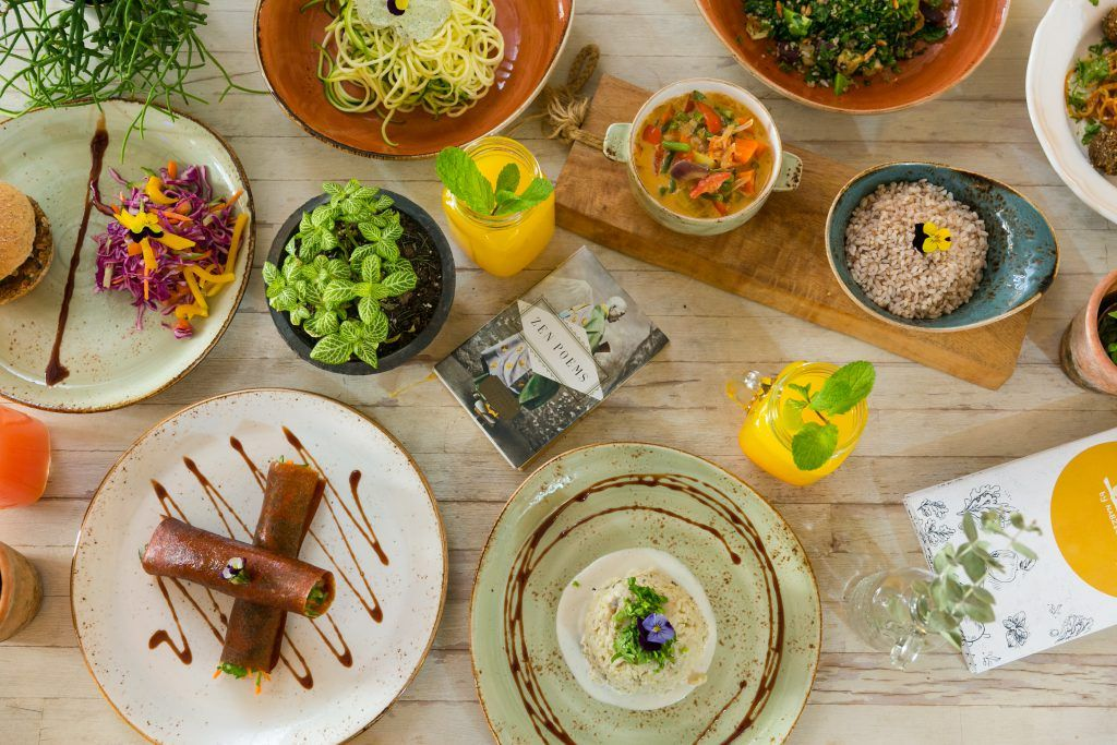 Little Erth by Nabz&G - Vegan restaurant in JLT, Dubai